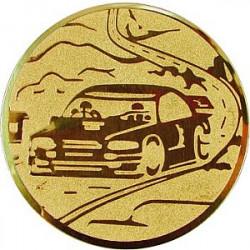 Emblém auta, rallye