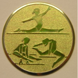 Emblém gymnastika ženy