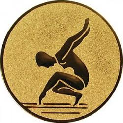 Emblém gymnastika ženy 2