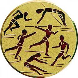 Emblém atletika víceboj
